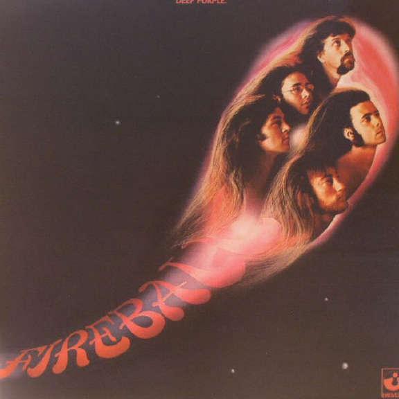 Deep Purple Fireball LP 0
