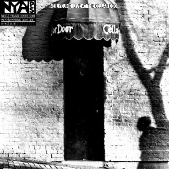 Neil Young Live At The Cellar Door LP 0