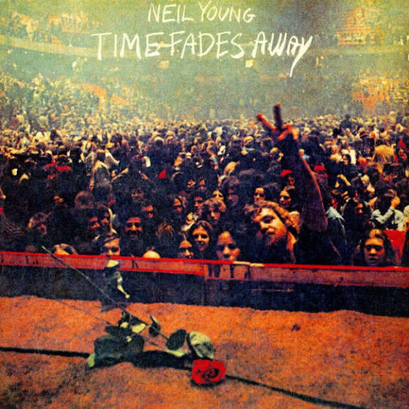 Neil Young Time Fades Away LP 2016