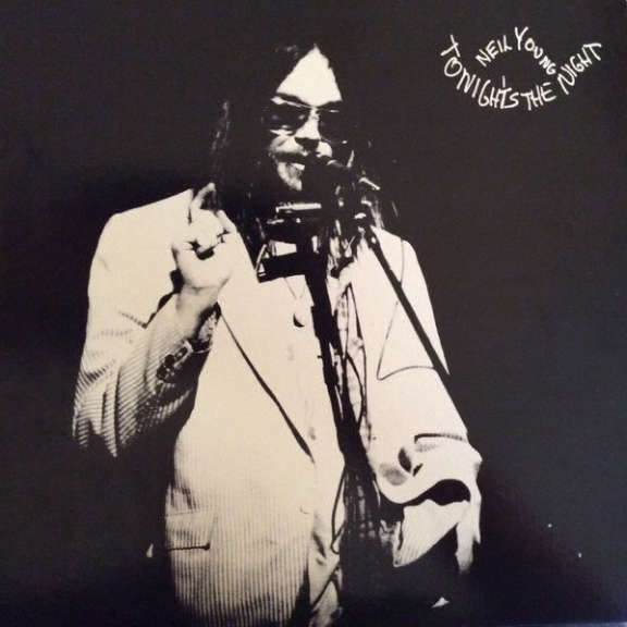 Neil Young Tonight's The Night LP 0
