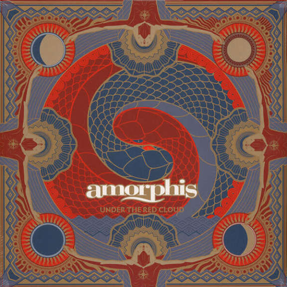 Amorphis Under the Red Cloud LP 2015
