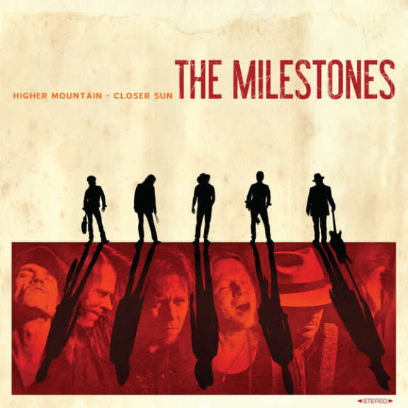Milestones Higher Mountain - Closer Sun LP 2014