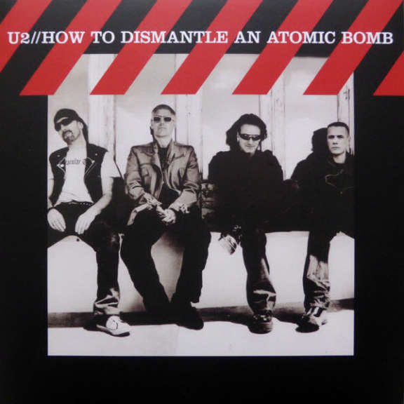 U2 How To Dismantle an Atomic Bomb LP 0