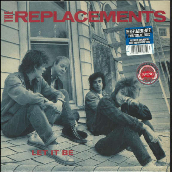 Replacements Let it Be LP 0