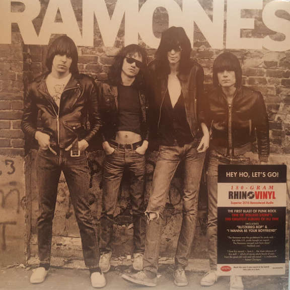 Ramones Ramones LP 2018