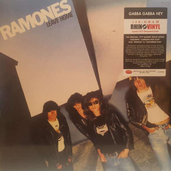 Ramones Leave Home LP 0