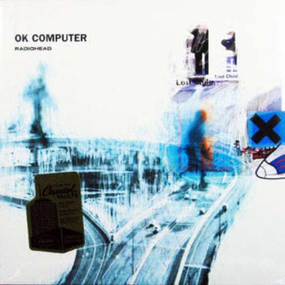 Radiohead OK Computer LP 0