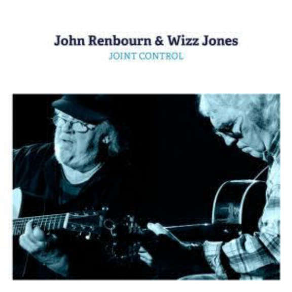 John Renbourn & Wizz Jones Joint Control LP 0