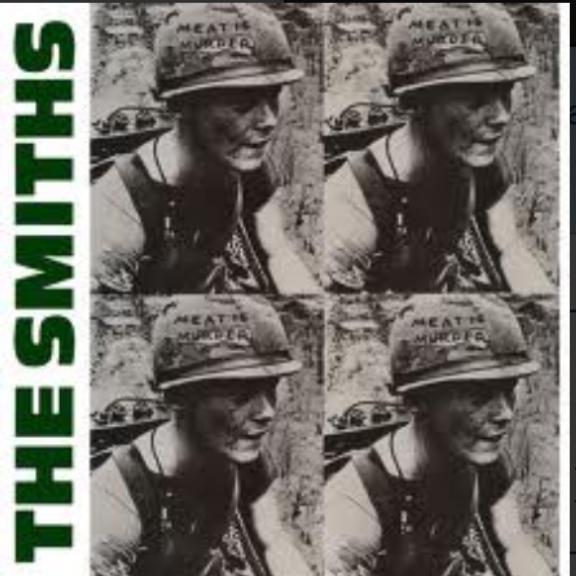 Smiths Meat is Murder LP 0