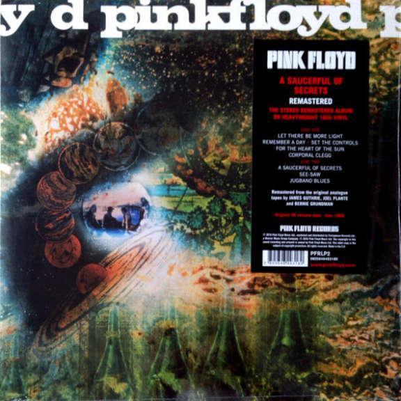 Pink Floyd A Saucerful of Secrets LP 0