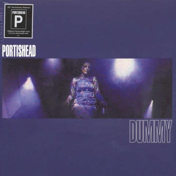 Portishead Dummy LP 0