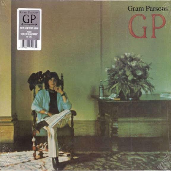 Gram Parsons GP LP 0