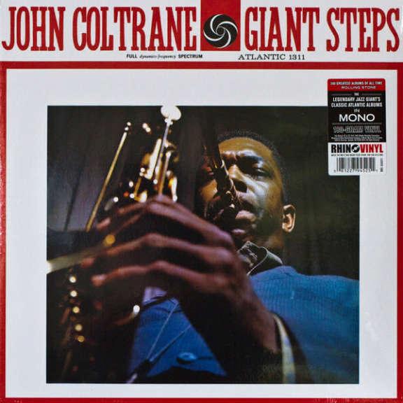 John Coltrane Giant Steps LP 2017