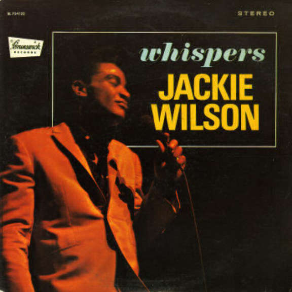 Jackie Wilson Whispers LP 2017
