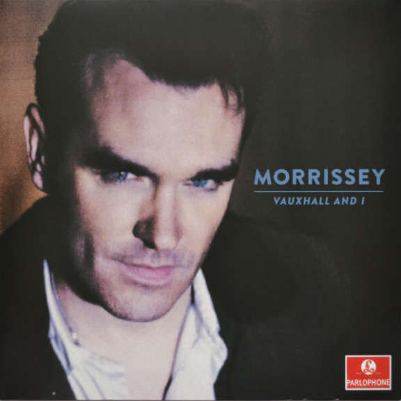 Morrissey Vauxhall And I LP 0
