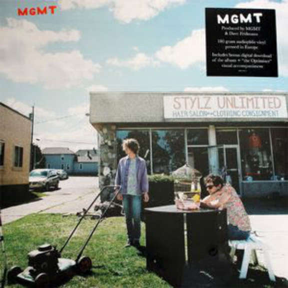 MGMT Stylz Unlimited LP 0