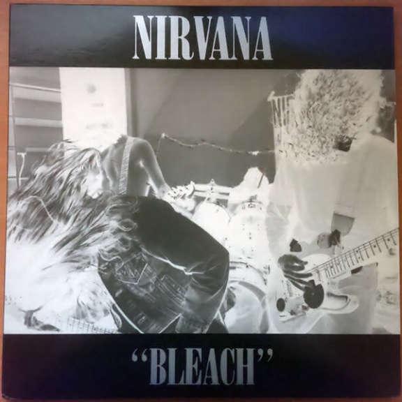 Nirvana Bleach LP 0