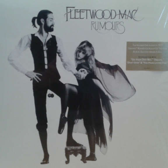 Fleetwood Mac Rumours LP 0