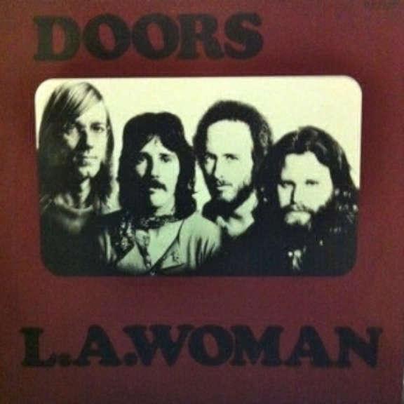 Doors L.A. Woman LP 0