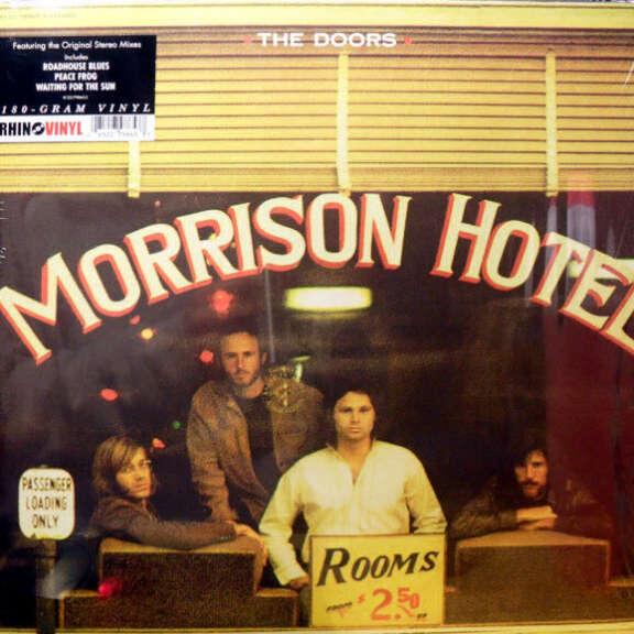 Doors Morrison Hotel LP 0
