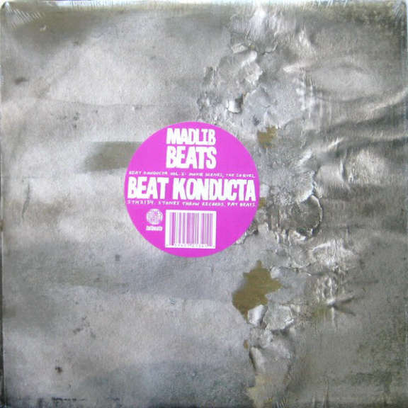 Madlib Beat Konducta vol. 2: Movie Scenes, the Sequel LP 2006
