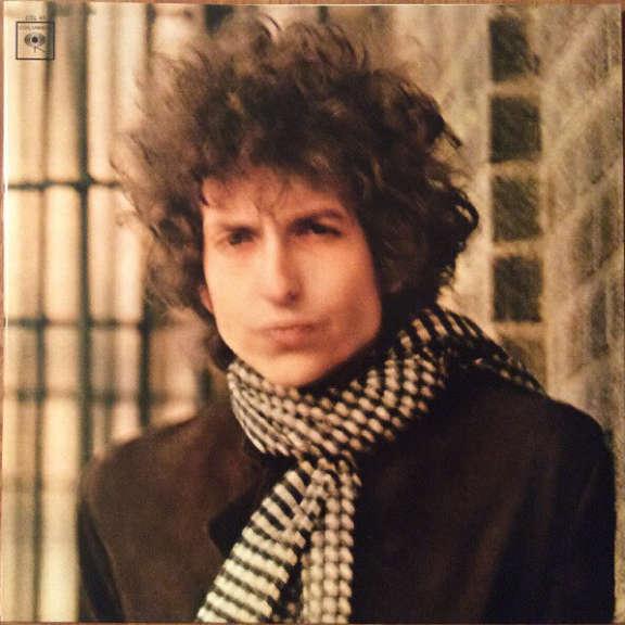 Bob Dylan Blonde on Blonde LP 0