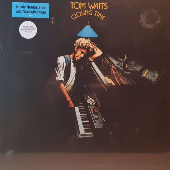 Tom Waits Closing Time LP 2018
