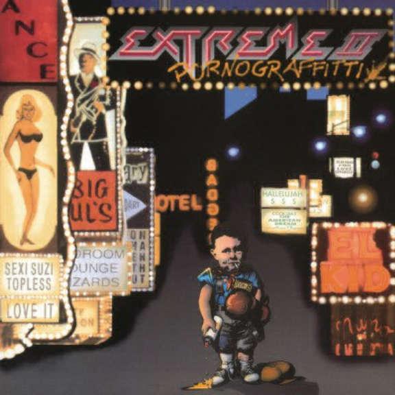 Extreme II Pornograffitti LP 0