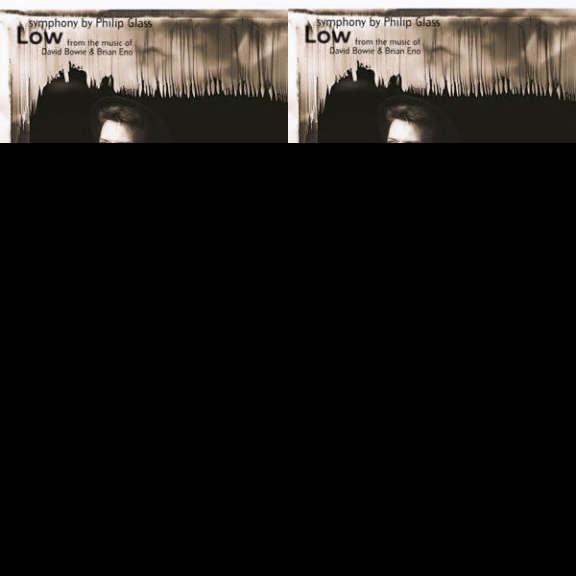 """Philip Glass """"Low"""" Symphony LP 0"""