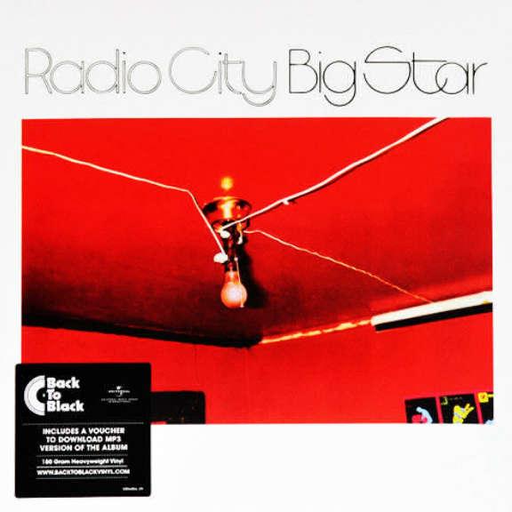 Big Star Radio City LP 0
