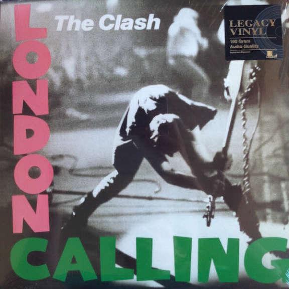 Clash London Calling LP 0
