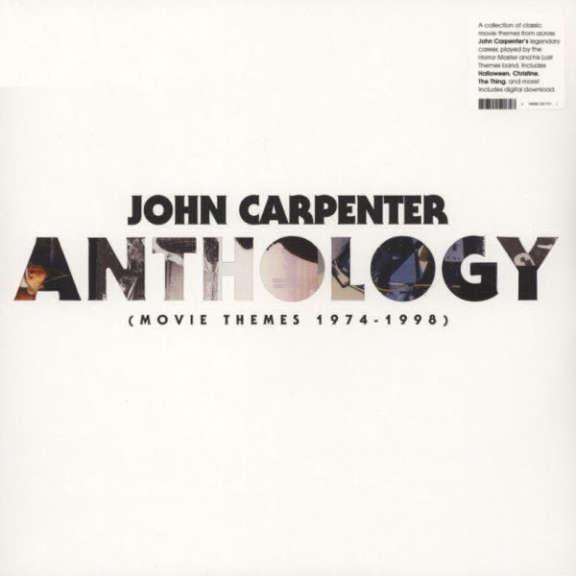 John Carpenter Anthology (Movie Themes 1974-1998) LP 0
