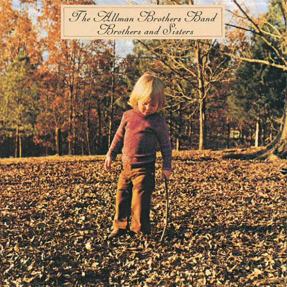 Allman Brothers Band Brothers and Sisters LP 0