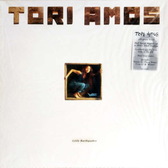Tori Amos Little Earthquakes LP 0