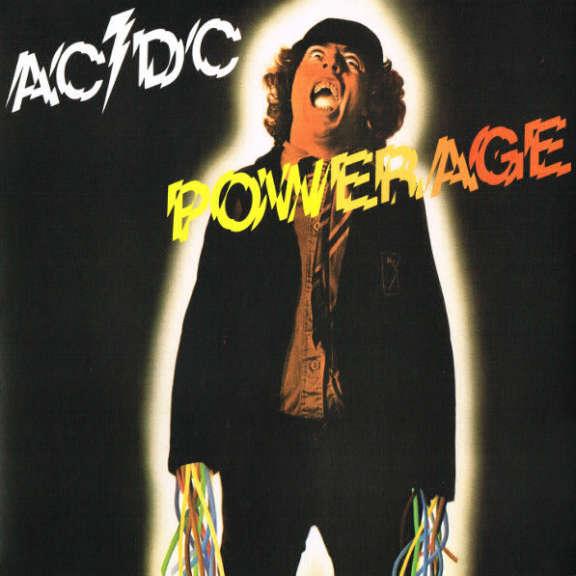 AC/DC Powerage LP 0