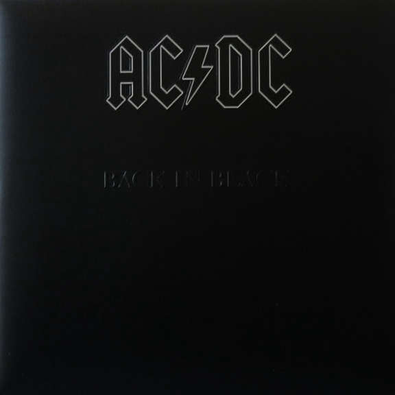 AC/DC Back in Black LP 0