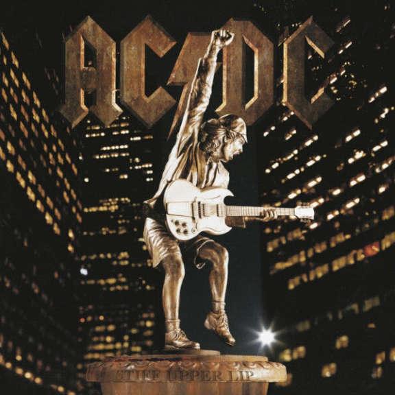 AC/DC Stiff Upper Lip LP 0