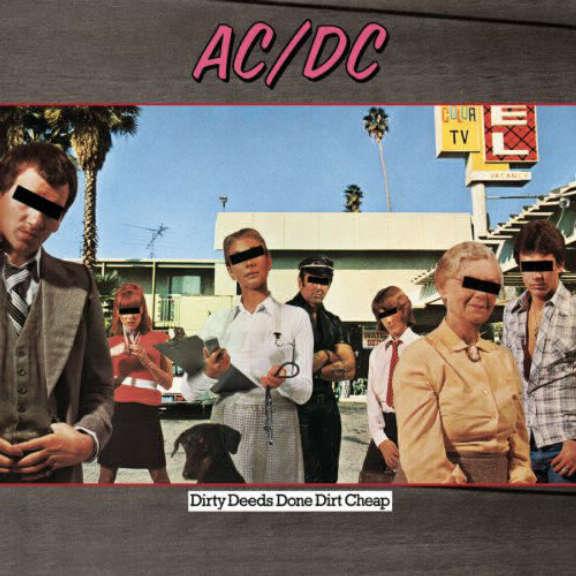 AC/DC Dirty Deeds Done Dirt Cheap LP 0
