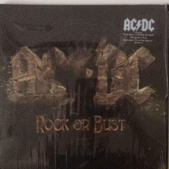 AC/DC Rock or Bust LP 0