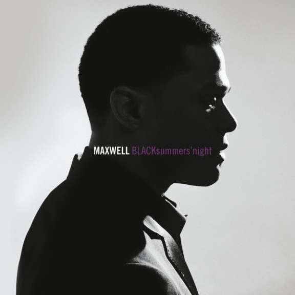 Maxwell BLACKsummers'night LP 2016