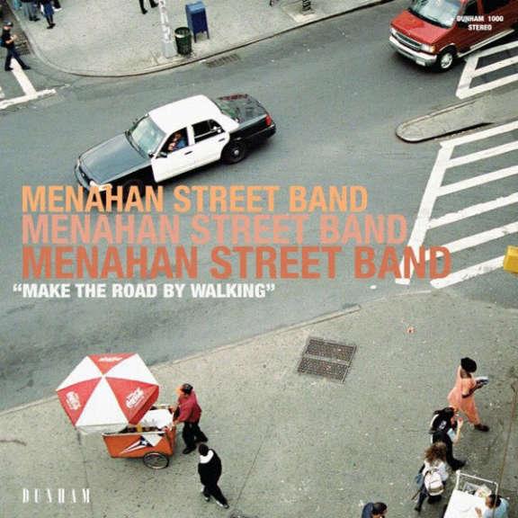 Menahan Street Band Make the Road by Walking LP 2008