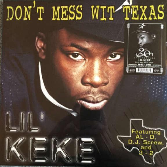 Lil Keke Don't Mess Wit Texas LP 0