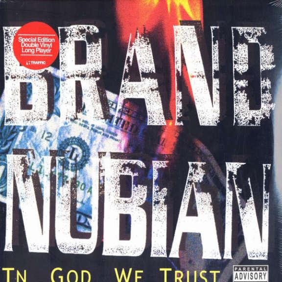 Brand Nubian In God We Trust LP 0