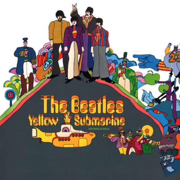 Beatles Yellow Submarine LP 2012