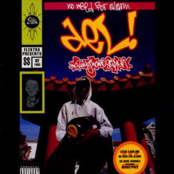 Del Tha Funky Homosapien No Need for Alarm LP 0