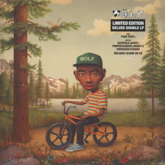 Tyler the Creator Wolf LP 0