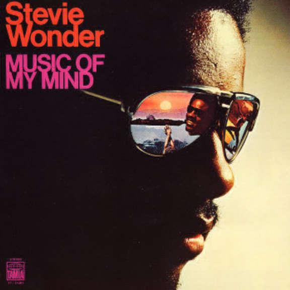 Stevie Wonder Music of My Mind LP 2011