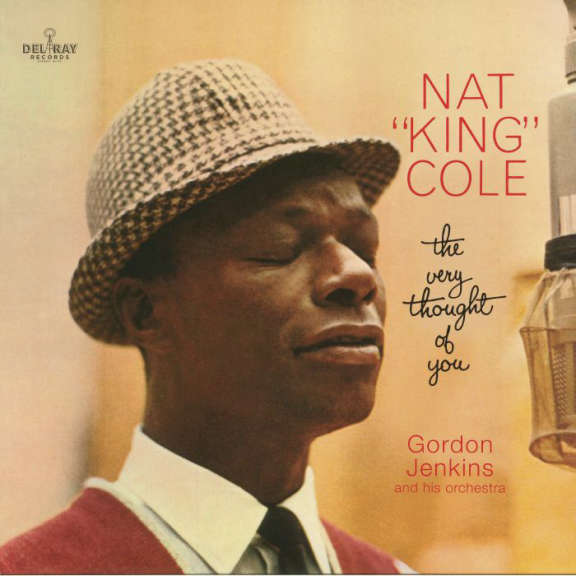 """Nat """"King"""" Cole The Very Thought of You LP 0"""