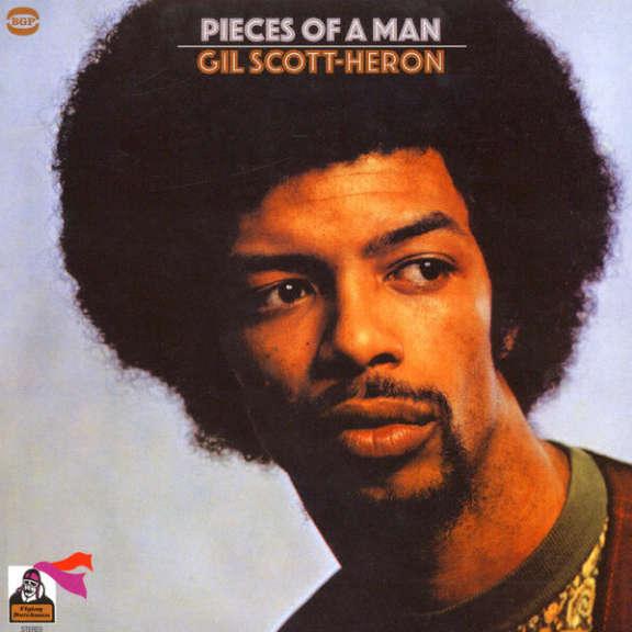 Gil Scott-Heron Pieces of a Man LP 0