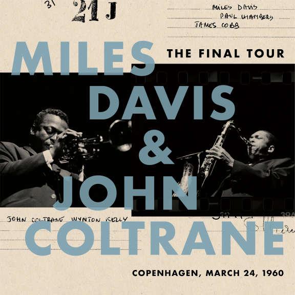Miles Davis & John Coltrane The Final Tour: Copenhagen March 24 1960 LP 2018